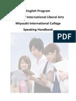 MIC Speaking Handbook - 15.03.16
