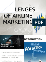 challenges in airlines