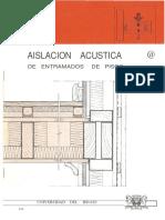 Cuaderno 6 Aislacion Acustica en Pisos