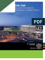PhD Studies Brochure