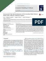 Evaluación de La Dinámica Interna Del Balance Hídrico de Australia