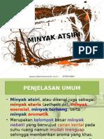 Minyak Atsiri Edittt