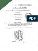ENGINEERING GRAPHICS R2013 FIRST SEM BE GE 6152 NOV DEC 2014 .pdf