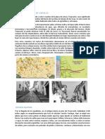 Historia Del Barrió de San Blas