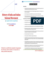 History of India and Indian National Movement.pdf
