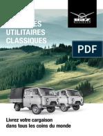 UAZ Master 2015 Catalog Fr