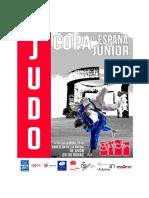 Judo - Copa España Junior en Asturias