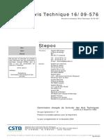 fichetech stepoc.pdf