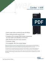 Cordex_1.1kW-220vdc
