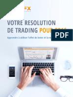 Resolution de Trading