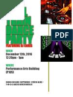 dj concert flyer 1