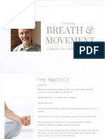 Breath Movement Gary Kraftsow