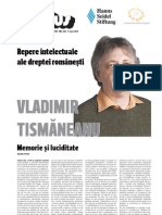 Supliment Vladimir Tismaneanu 22 Plus