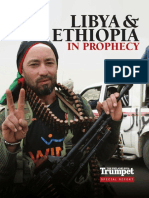 Libya Ethiopia in Prophecy