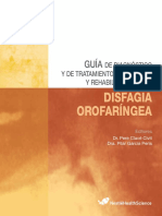 GUÍA DE DIAGNÓSTICO Y DE TRATAMIENTO NUTRICIONAL Y REHABILITADOR DE LA DISFAGIA