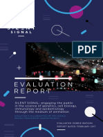 Silent Signal Evaluation Report