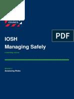 Bsc Iosh Module 2 v3.0
