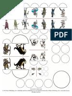 Pathfinder Paper Minis - Adventure Path 01 - Burnt Offerings pdf