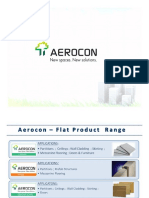 Aerocon Panels Brochure
