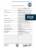 issues faced worksheet  002