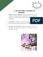 Control de Lectura Leyendas (El Miserere, Maese Pérez El Organista y El Cristo de La Calavera) de Bécquer-1