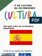 Test de Cultura General en Imágenes