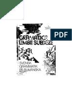 Gramatica Limbii Suedeze - Åke Viberg