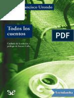 Todos Los Cuentos - Francisco Urondo