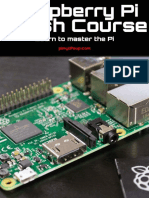 The Raspberry Pi Crash Course 2016
