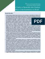 Novos Pobres Brasil Relatório do Banco Mundial