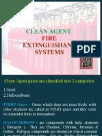 FM200 Fire Fighting