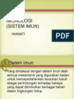 Imonologi Sistem Imun