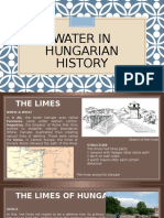 Water in Hungarian History