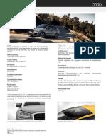 Audi Q2 Sport 1.4 TFSI - AutoLujo.cl