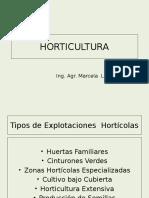 Introduccion Tipos de Horticultura
