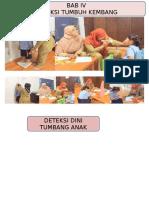 DDTK & INTERVENSI