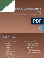 soil erosion conservation