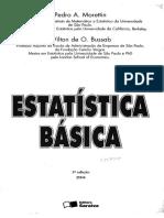 Estatística Básica - Morettin, Bussab 5a Edição