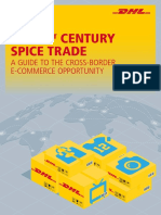 Dhl Express Cross Border Ecommerce 21 Century Spice Trade