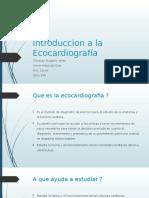 ecocardiografia introduccion