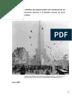 """La apropiación simbólica del espacio público por excelencia de los rosarinos.El Monumento Nacional a la Bandera durante los duros años del Proceso Militar"""""""