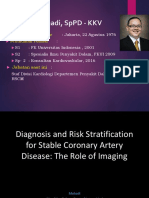 SYMPO14 1. REV. 1 DR. MUHADI - Diagnosis and Risk Stratification for SCAD Role of Imaging