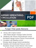 Airwaybreathing Circulation