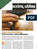 Vaccins Utiles Ou Dangereux