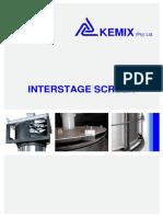 Kemix Interstage Screen Brochure