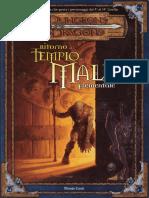 [D&D 3.0 ITA] Avventura Ufficiale - Ritorno Al Tempio Del Male Elementale
