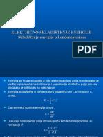 SSE9 Elektricno Skladistenje Energije