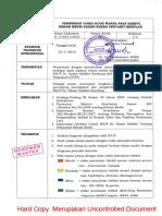 Pemberian Tanda Kode Warna Pada Sampul Rekam Medis Pasien Risiko Penyakit Menular