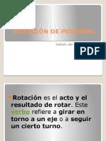 Rotación de Personal-p