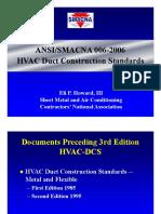 ANSI-SMACNA 2006 HvacDuctStandards